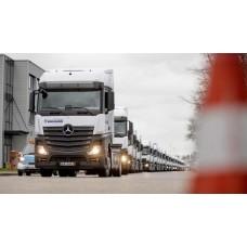 К 2020 году Hegelmann Group планирует увеличить свой парк до 4000 грузовиков