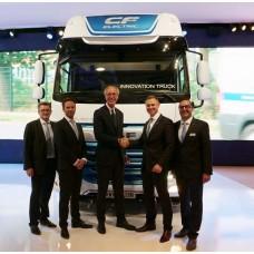 Hegelmann Transporte Group и DAF подписали контракт на поставку 540 тягачей DAF XF 480